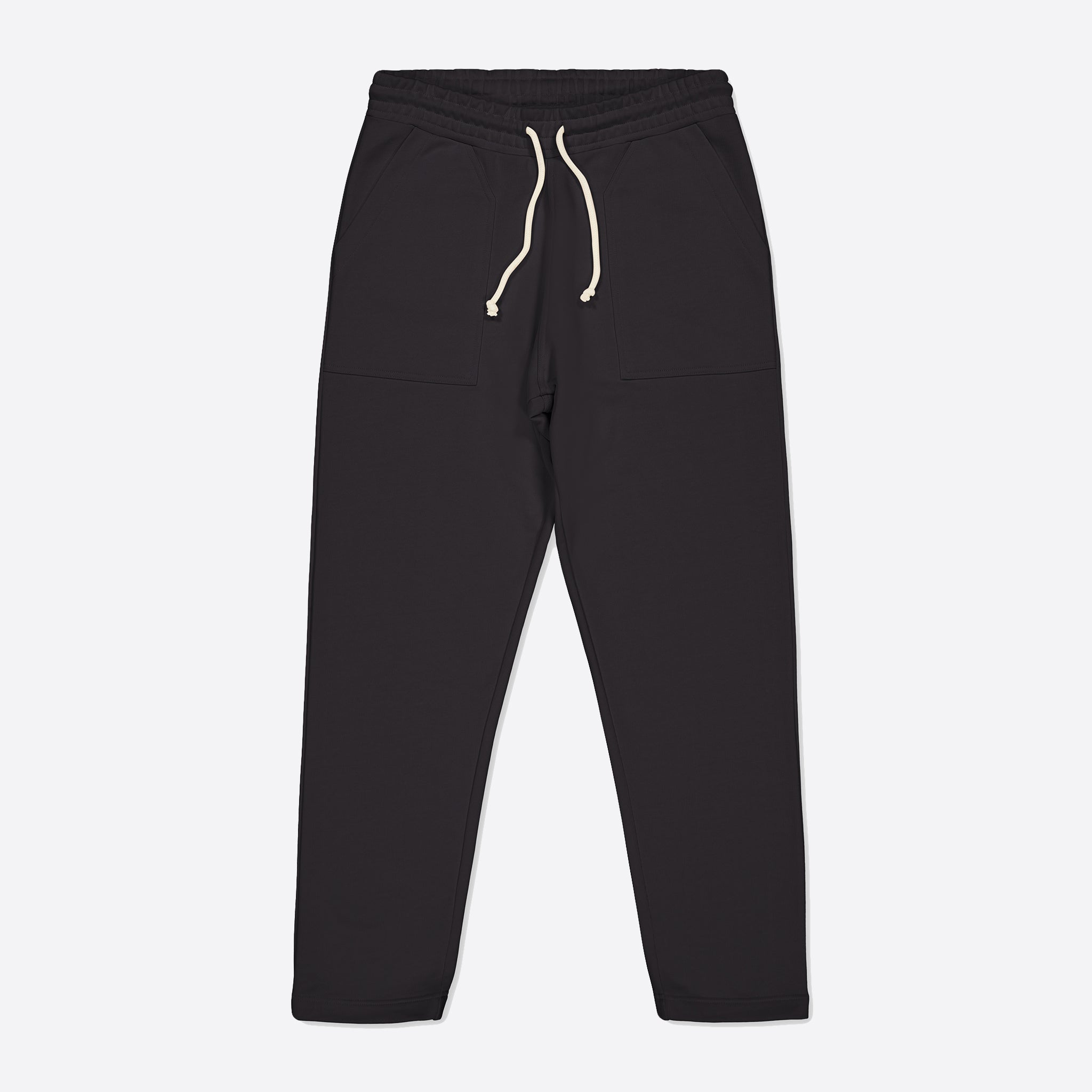 OUTLAND Fatigue Jogg Pants in Charcoal