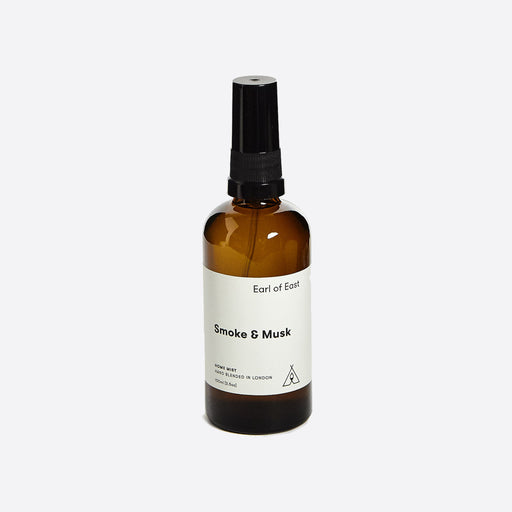 Earl of East Home Mist  - Smoke & Musk