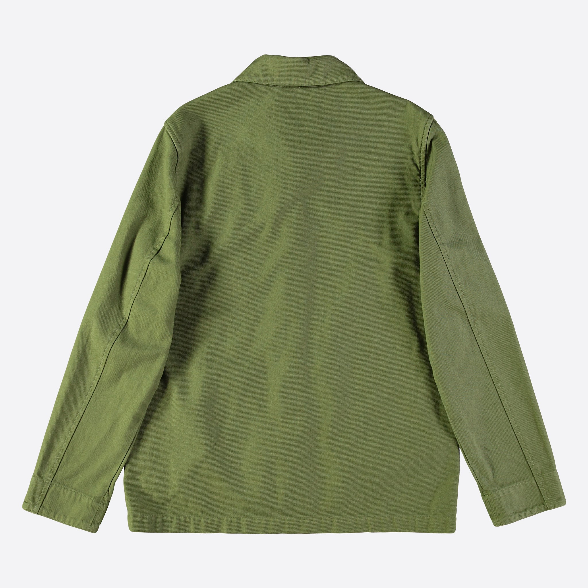 Eat Dust Combat Blazer in Cotton Twill Olive
