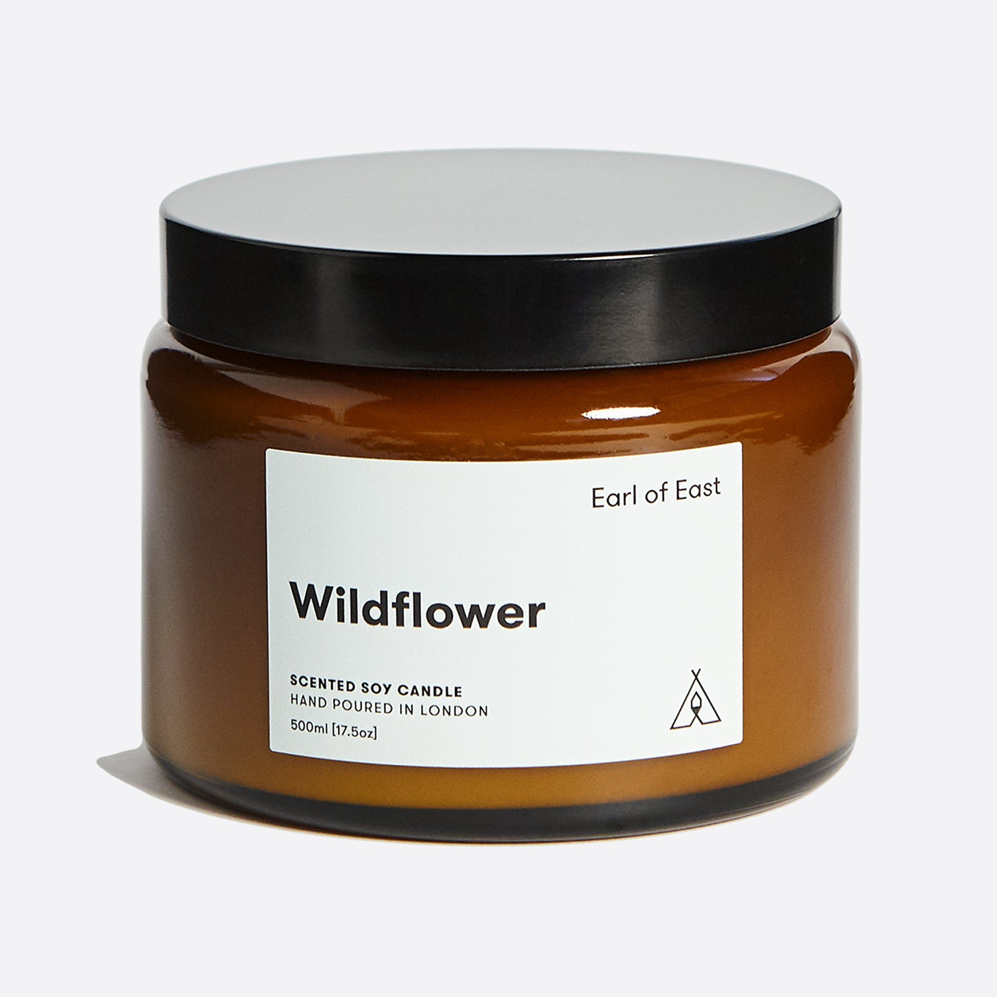 Earl of East Soy Wax Candle - Wildflower - Large