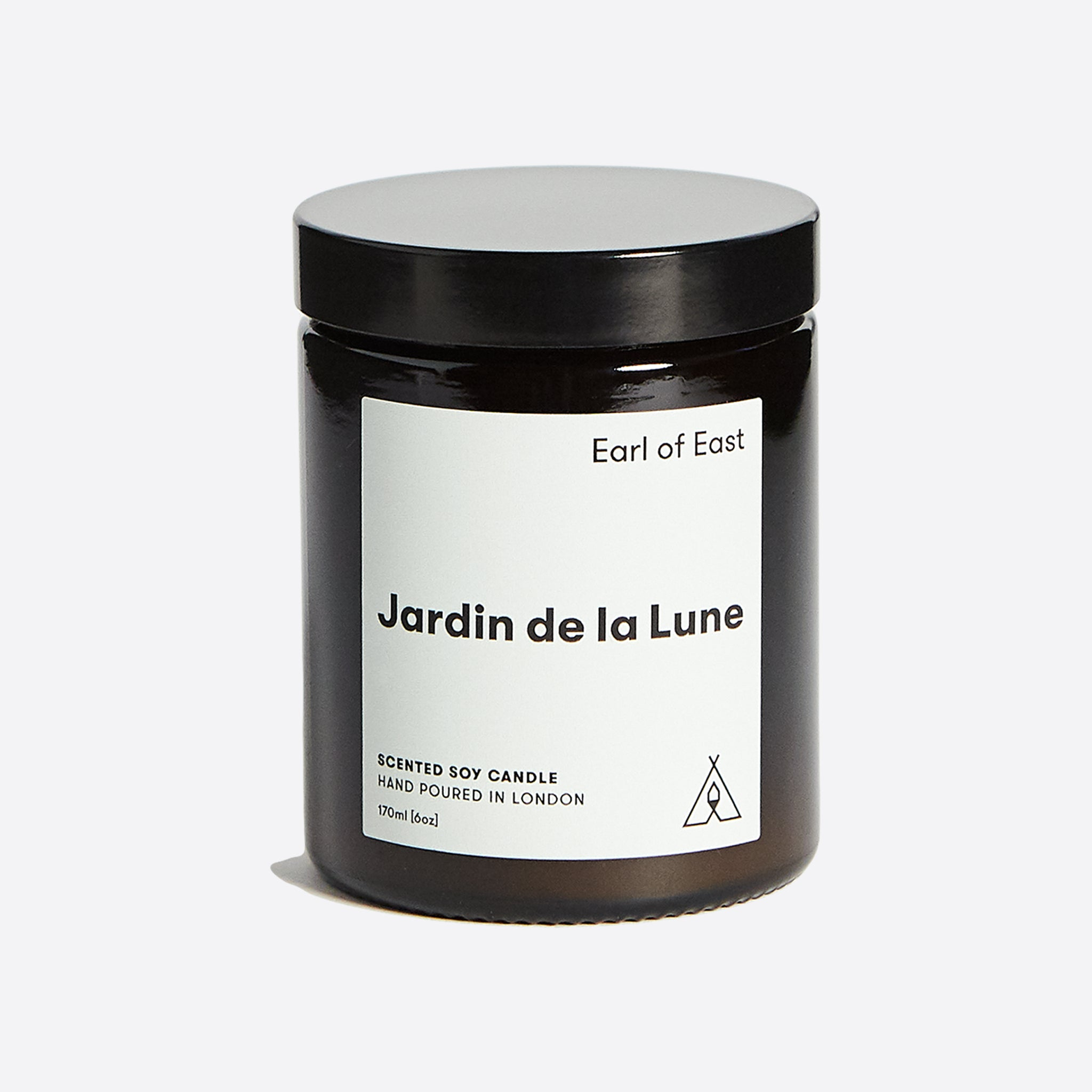 Earl of East Soy Wax Candle - Jardin De La Lune - Medium