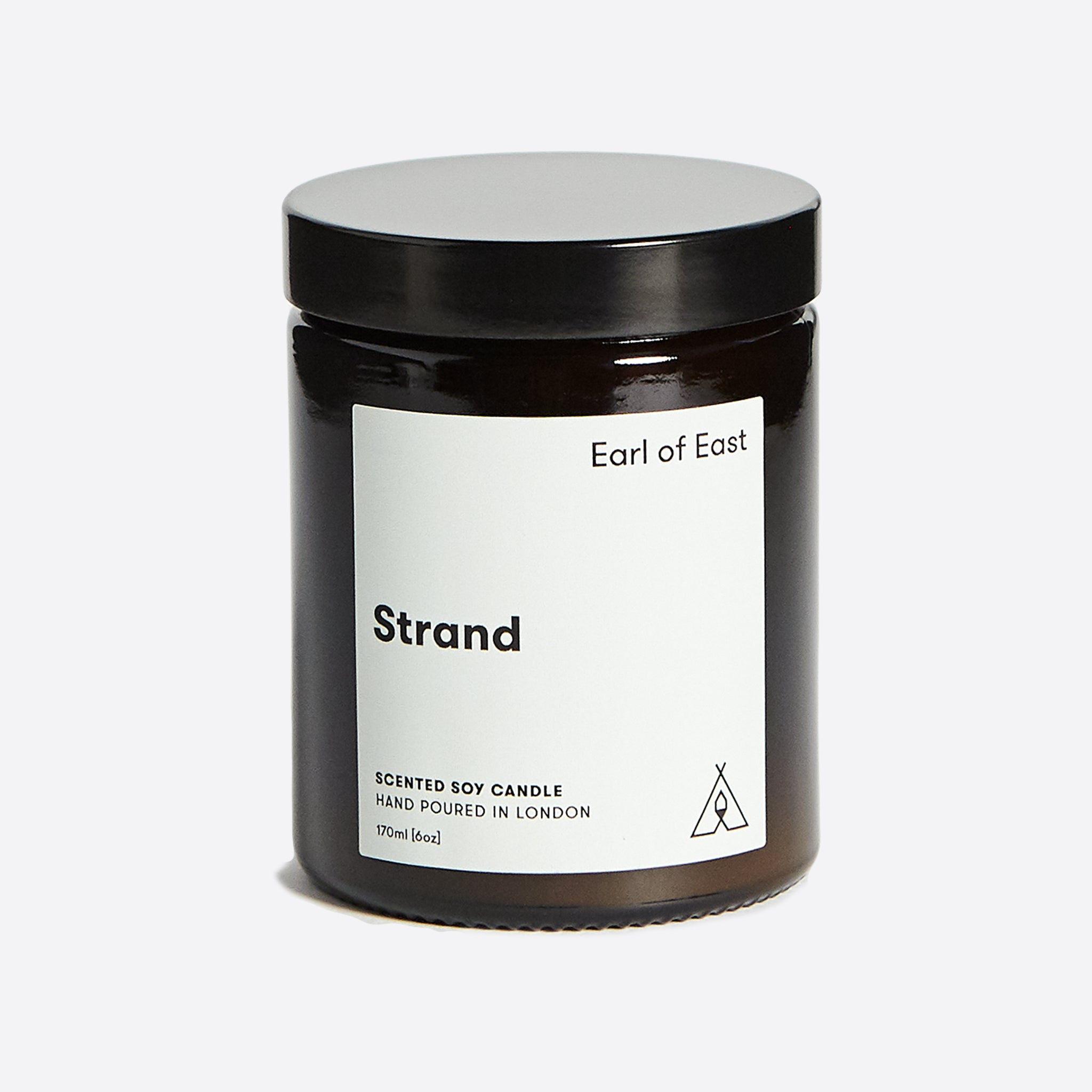 Earl of East Soy Wax Candle - Strand - Medium