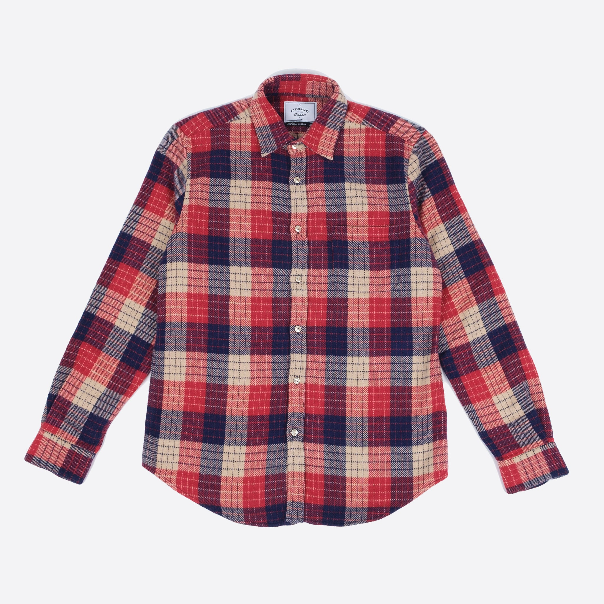 Portuguese Flannel Village Shirt