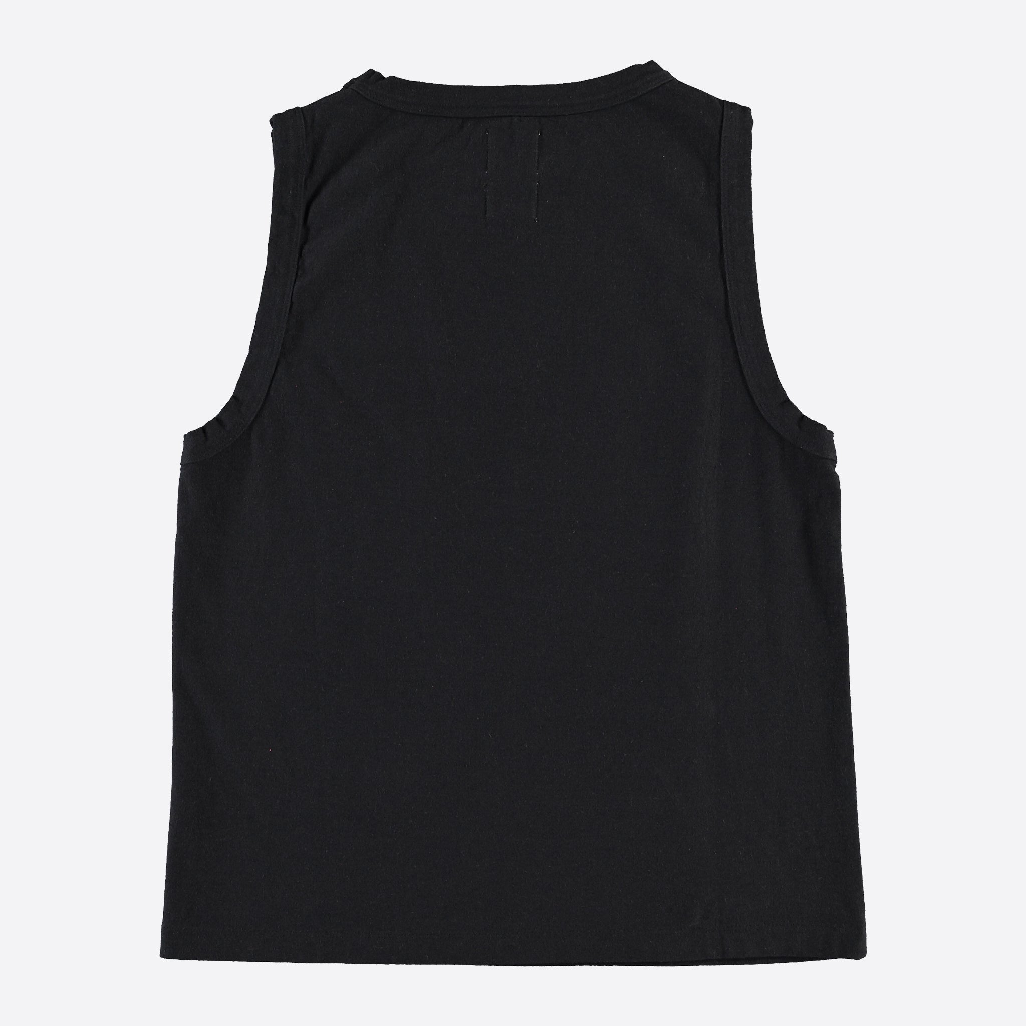Girls of Dust Johnny Top in Black