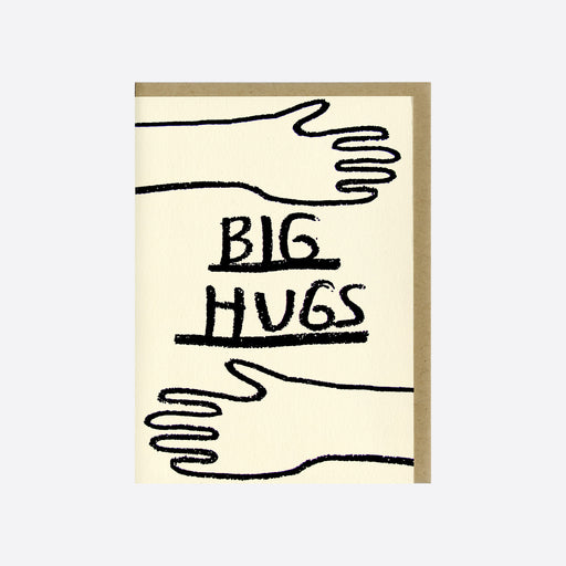 People I've Loved 'Big Hugs' Card
