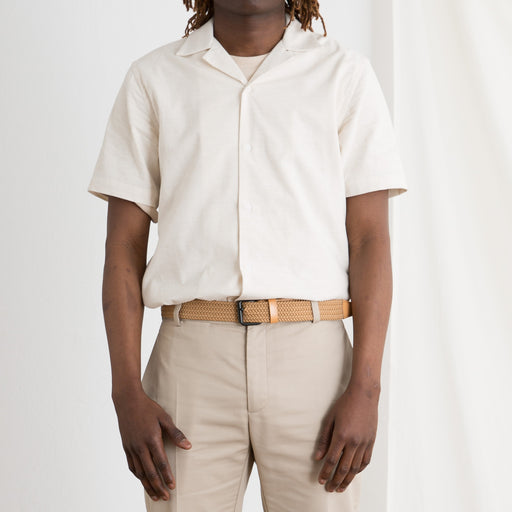 Saturdays NYC Canty Cord Shirt in Ivory