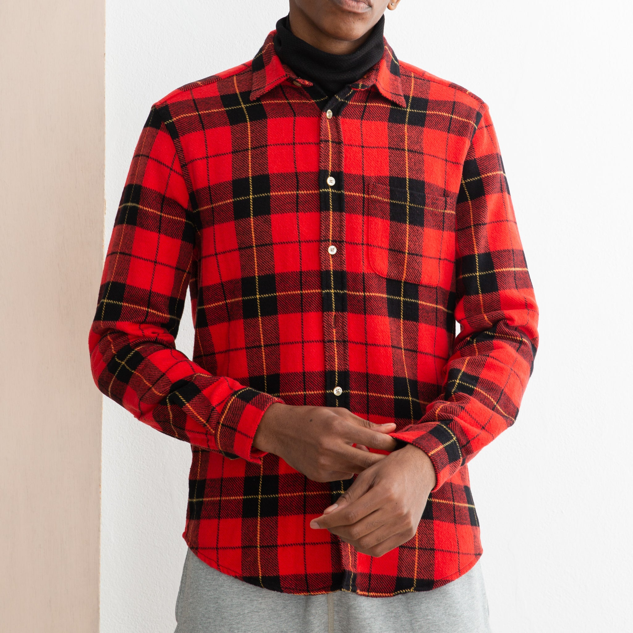 Portuguese Flannel Colorado Shirt