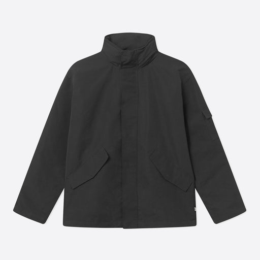 Wood Wood Skipper Jacket in Dark Grey