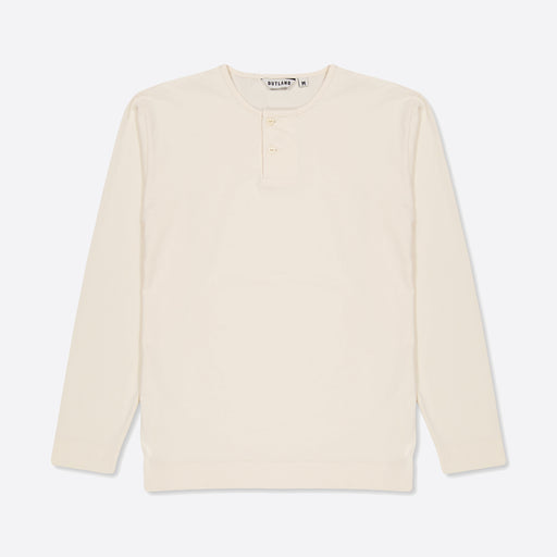 OUTLAND Leisure T-Shirt in Off-White