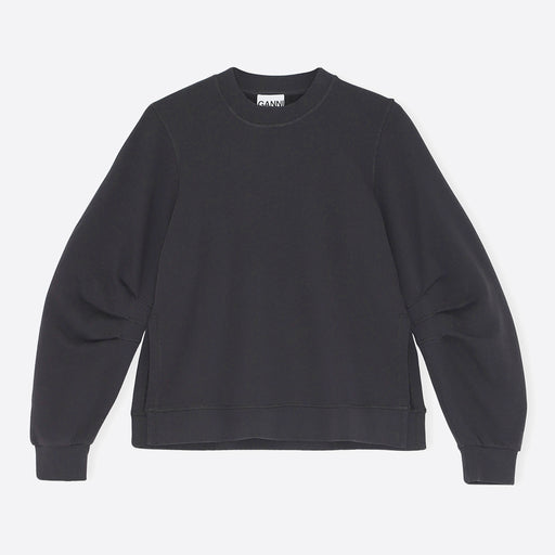 Ganni Isoli Sweatshirt in Phantom