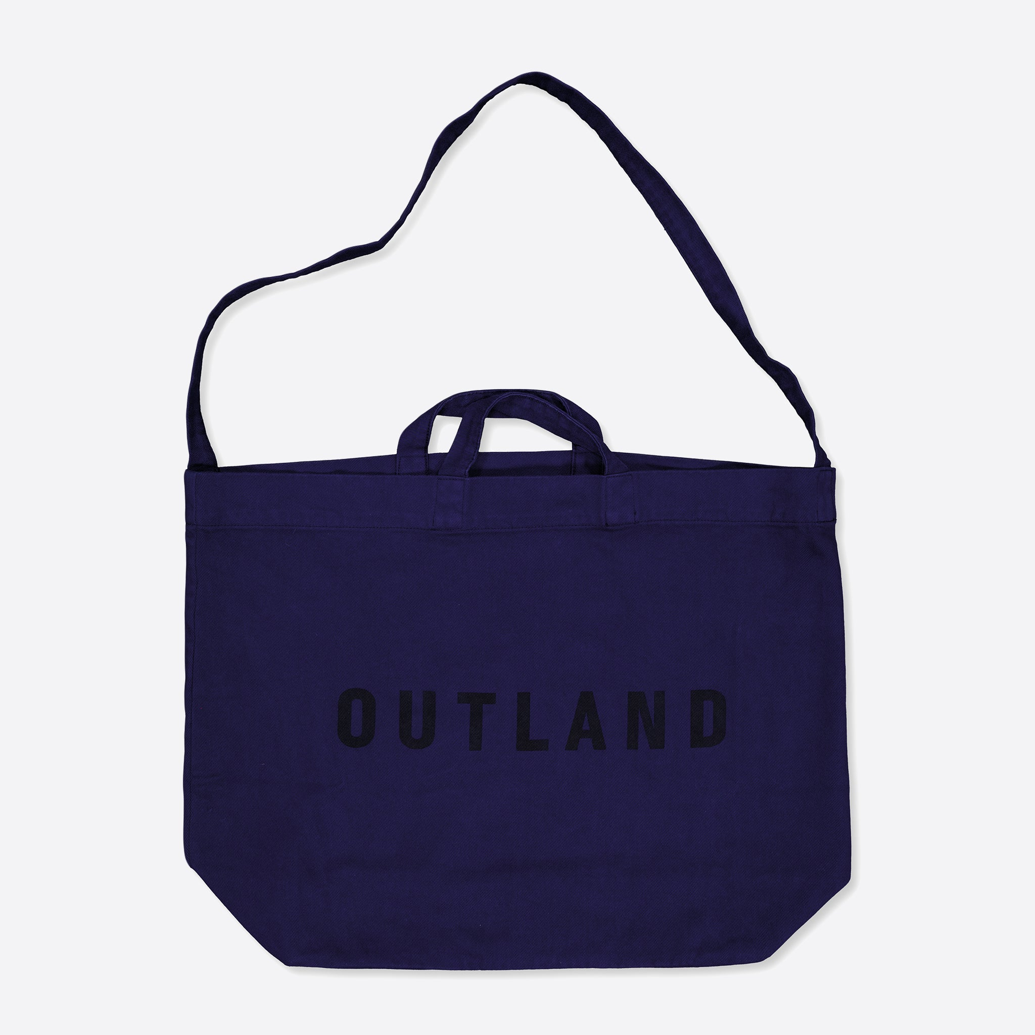 OUTLAND Think Big Bag in Indigo