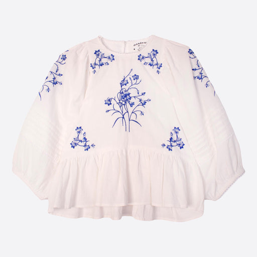 Meadows Azelea Top in Bluebell