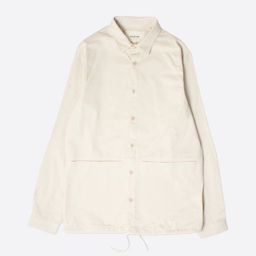 Kestin Hare Armadale Shirt in Off White
