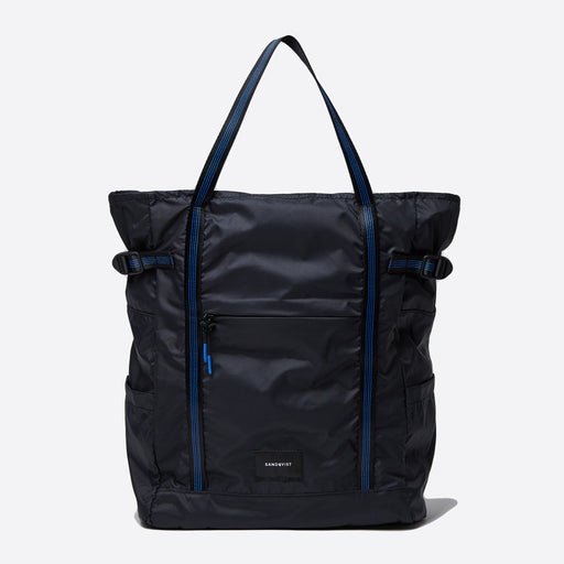 Sandqvist Roger Lightweight Backpack / Tote in Black