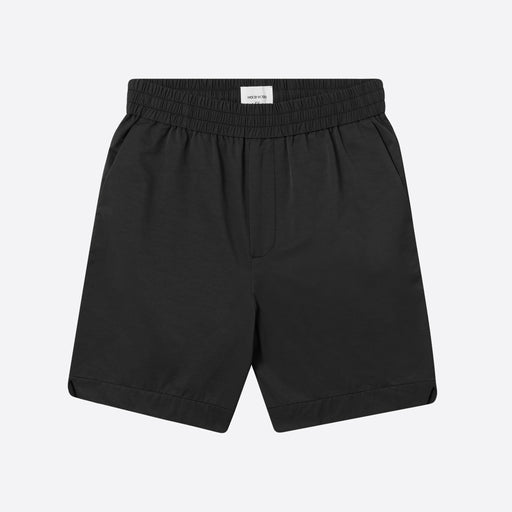 Wood Wood Baltazar Shorts in Black