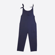 LF Markey Braxton Jumpsuit in Navy Linen