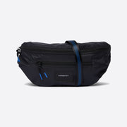 Sandqvist Aste Lightweight Bum Bag in Black