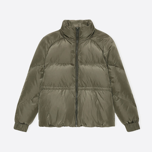 Ganni Tech Down Jacket in Kalamata