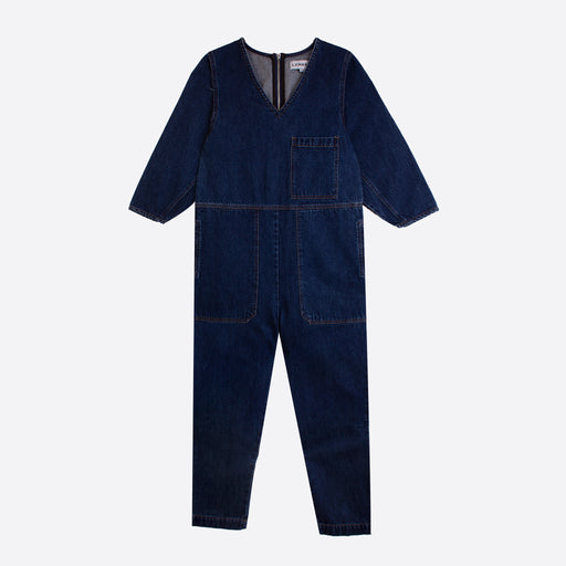 LF Markey Earlston Boilersuit in Indigo