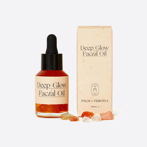 Palm of Feronia Deep Glow Facial Oil