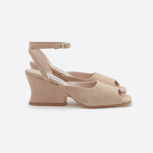 About Arianne Diane Shoe in Taupe