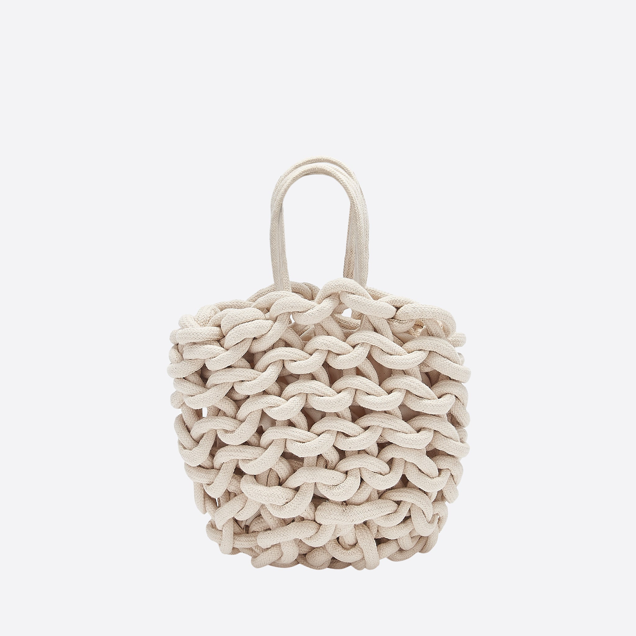 Alienina Julia Bag in Off White