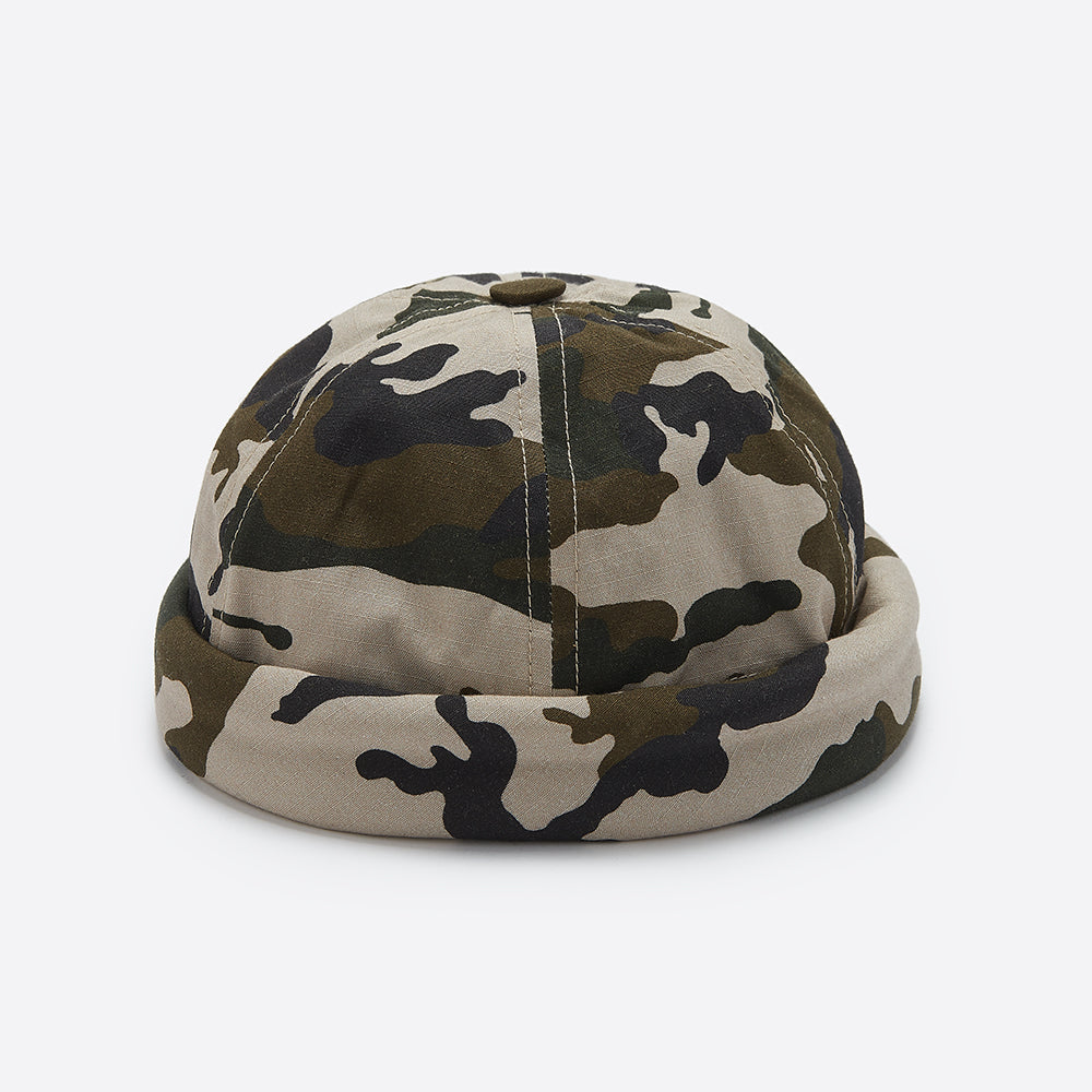 Beton Cire Miki Hat in Camo