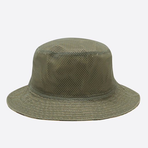 Câbleami Mesh Reversible Hat in Hunter Camo