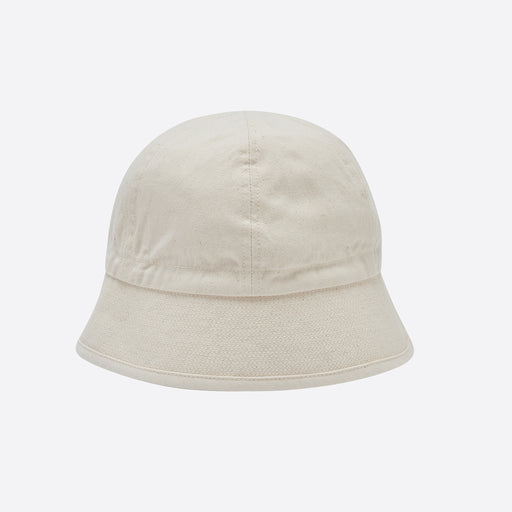 Câbleami Canvas Dixie Hat in White
