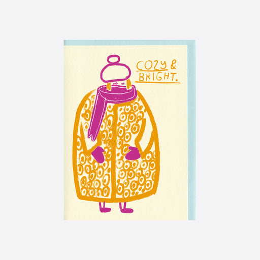 People I've Loved 'Cosy and Bright' Card