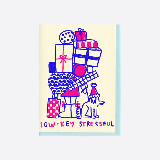 People I've Loved ' Low-Key Stressful' Card