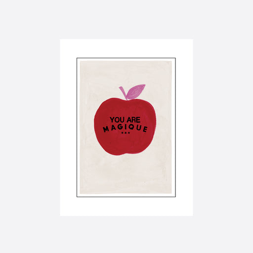 Hôtel Magique 'Apple' Greeting Card