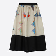 Carleen Drindle Skirt in Extra Small