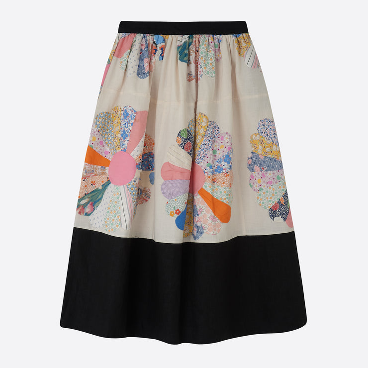 Carleen Drindle Skirt in Medium