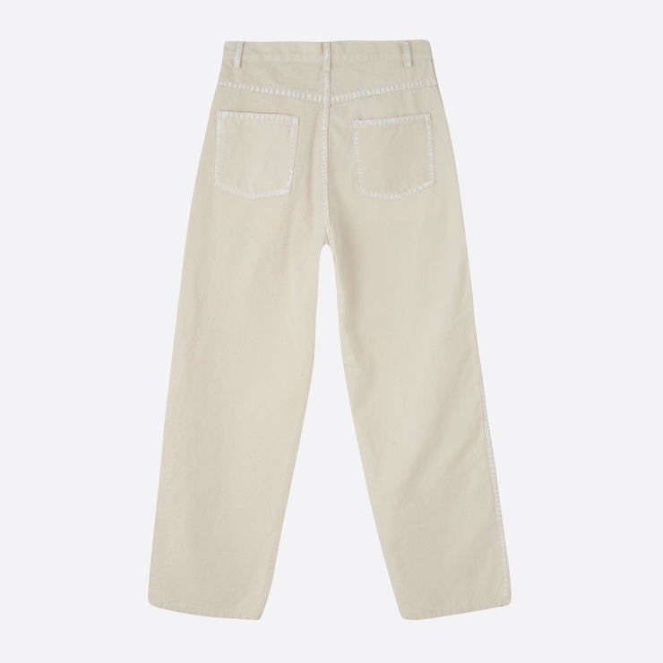 Carleen Relaxed Jeans in Primed Canvas