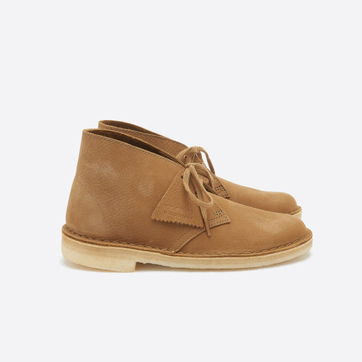 Clarks Originals Desert Boot in Oak Nubuck