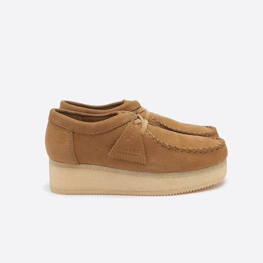 Clarks Originals Wallacraft Lo in Oak Nubuck