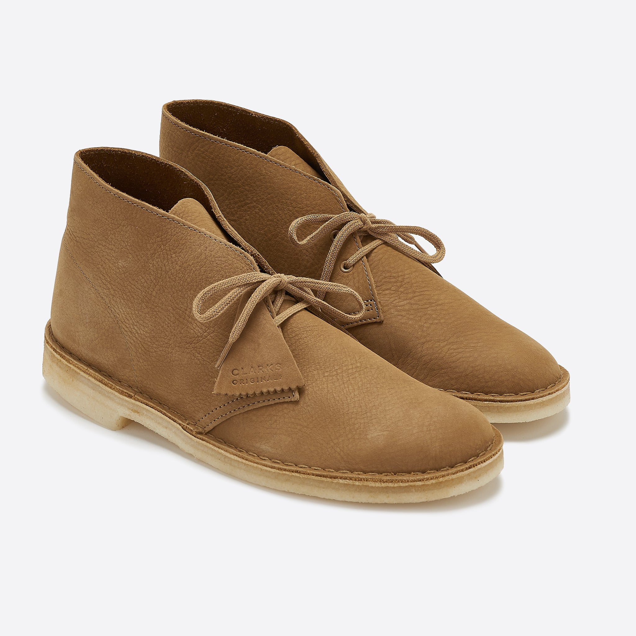 Clarks Originals Desert Boot in Oak