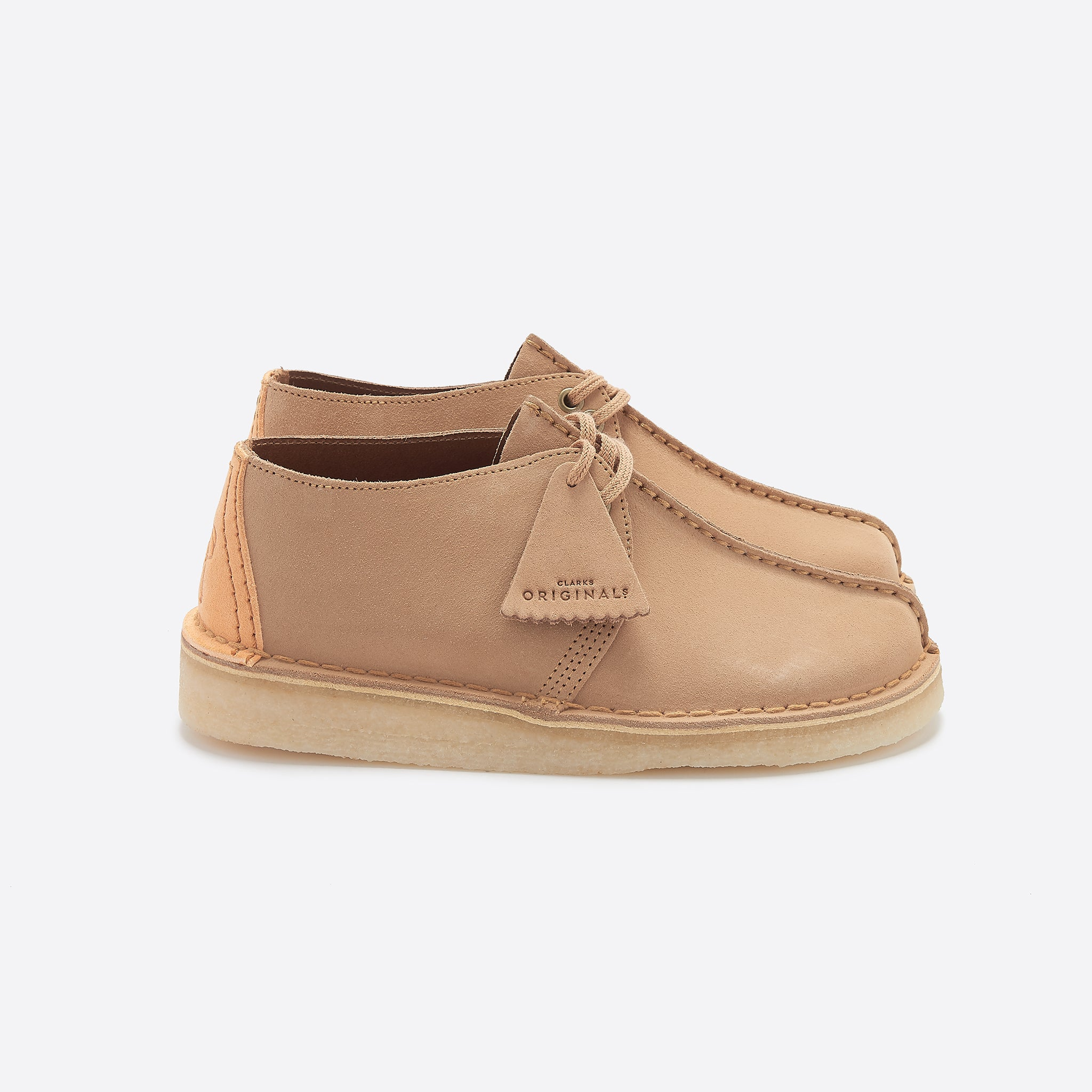 Clarks Originals Desert Trek in Light Tan