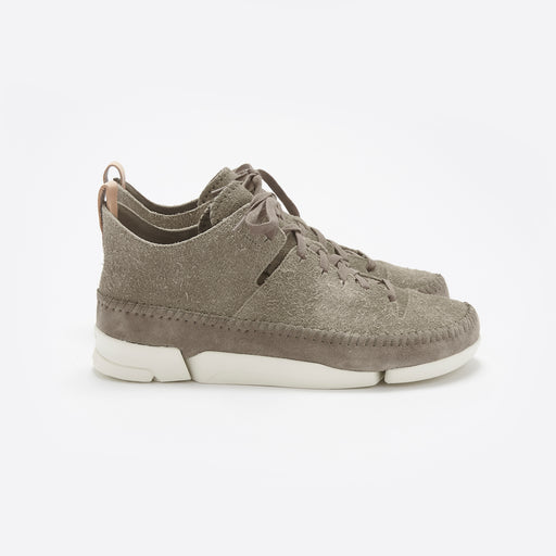 Clarks Originals Trigenic Flex in Grey Suede