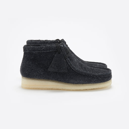 Clarks Originals Wallabee Boot in Black Interest