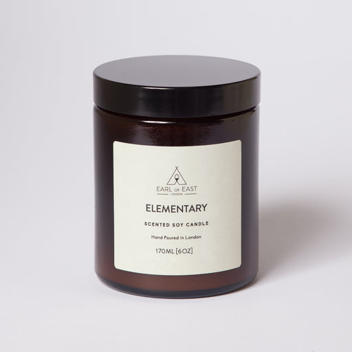 Earl of East Soy Wax Candle - Elementary - Medium