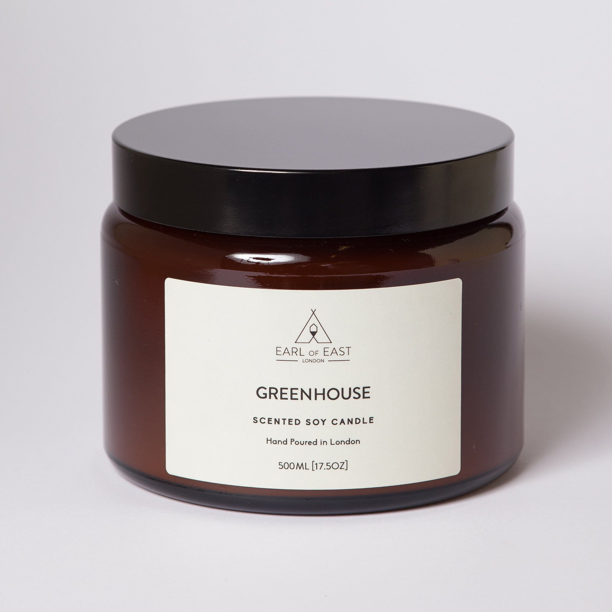Earl of East Soy Wax Candle - Greenhouse - Large