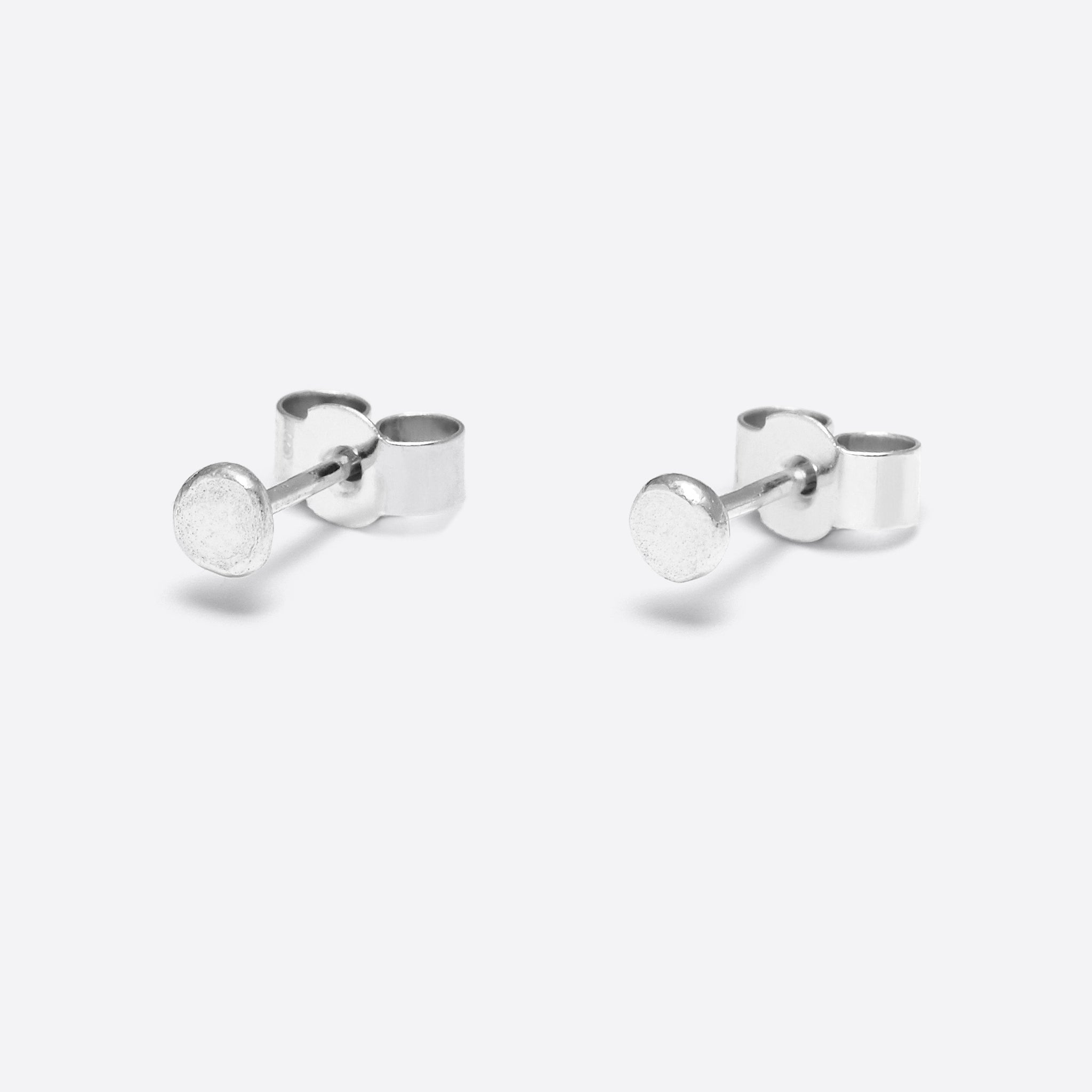 claire sterling earrings planet s silver stud