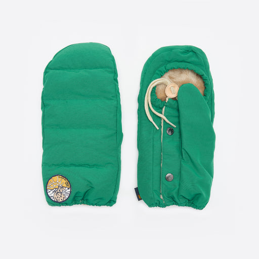 Elmer by Swany Down Pack Mitten in Green