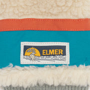 Elmer by Swany Wool Pile Mittens in Beige