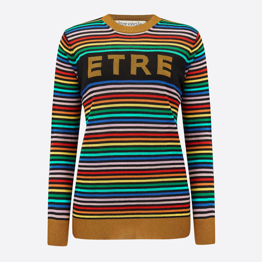 Etre Cecile Etre Jumper in Stripes