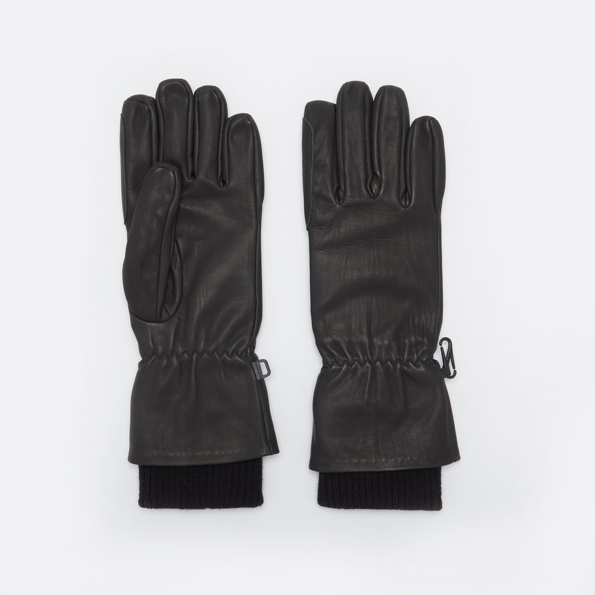 Filippa K Work Glove in Black