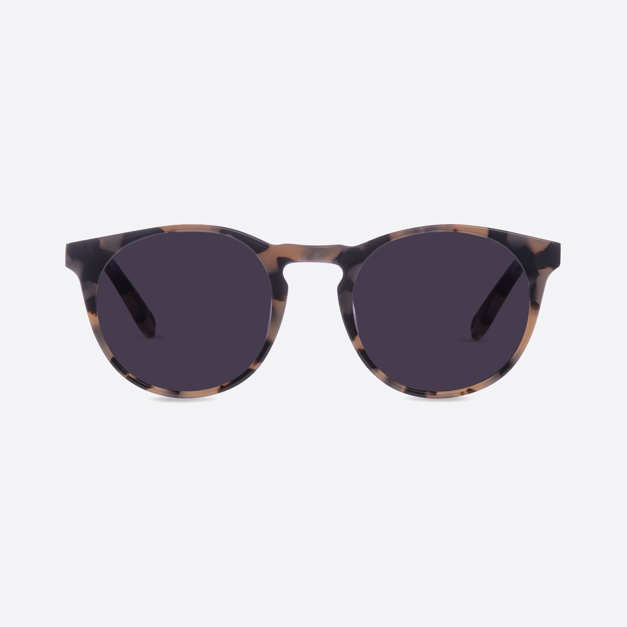 FINLAY London Percy in Stone Tortoise with Grey Lenses