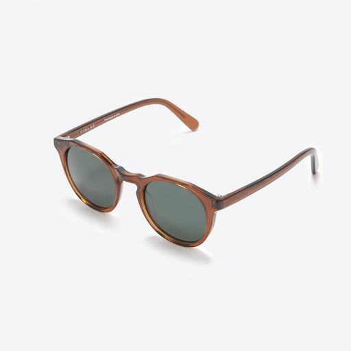 FINLAY London Archer Sunglasses in Dark Rum